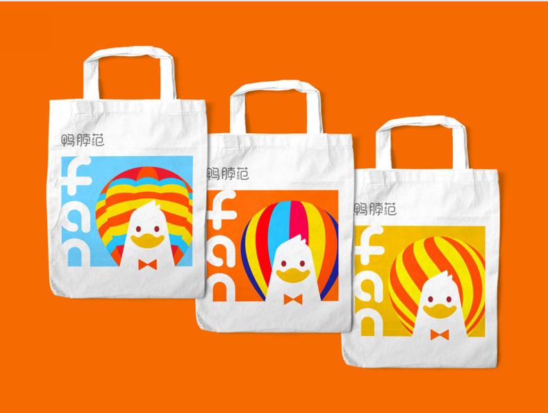 """品牌VI设计系列——今天是""""鸭脖范"""""""