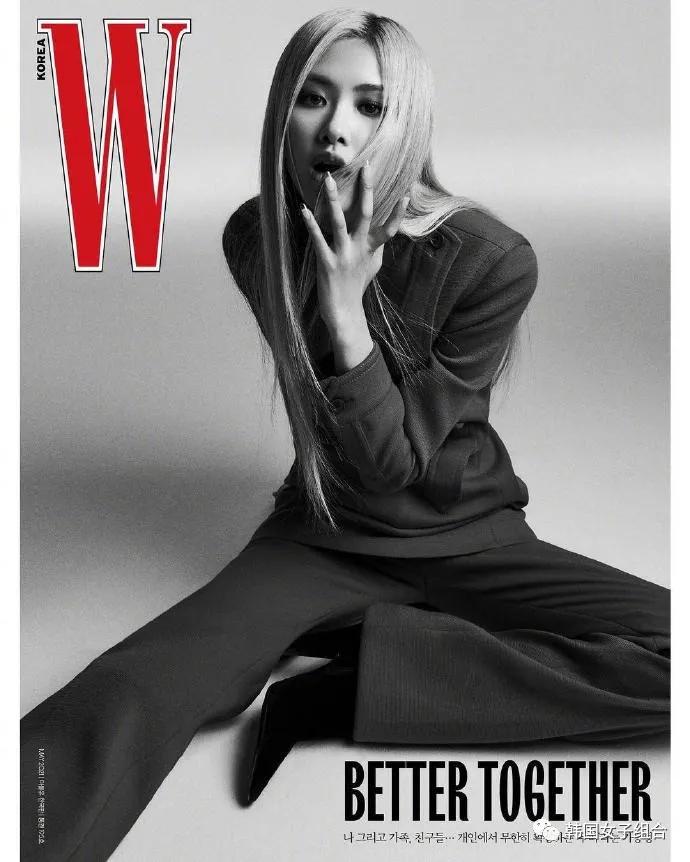 这位女团爱豆5月刊封面,单人五封,表现力真的绝了