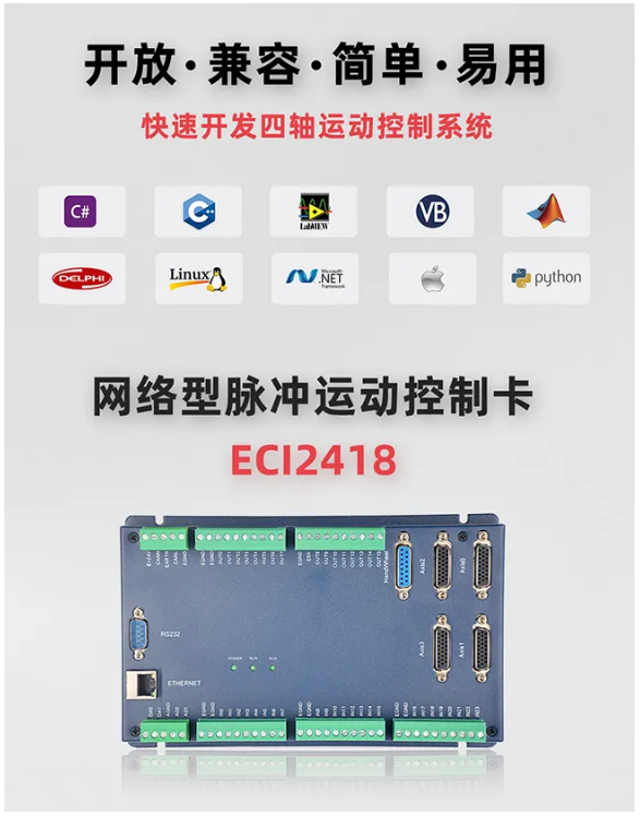 运动控制卡应用开发教程之VC6.0