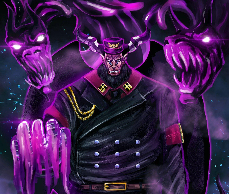 海賊王:容易被誤以為能夠元素化的6個能力者,馬爾科賣相完美