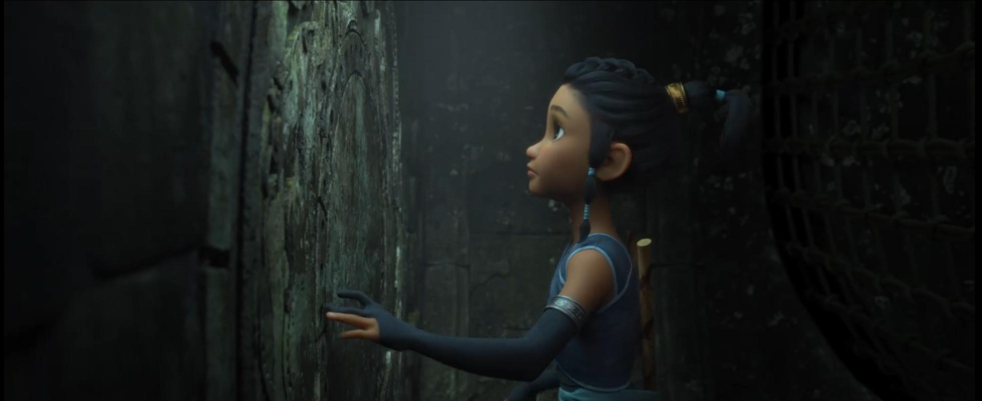 迪士尼动画寻龙传说将上映!奥斯卡金奖班底打造,赵丽颖倾情献声