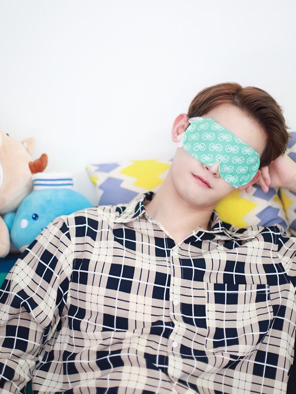 为什么用了蒸汽眼罩就能很快入睡呢?