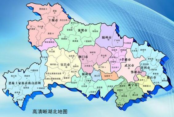 湖北省一县级市,人口超60万,因为一条河流而得名