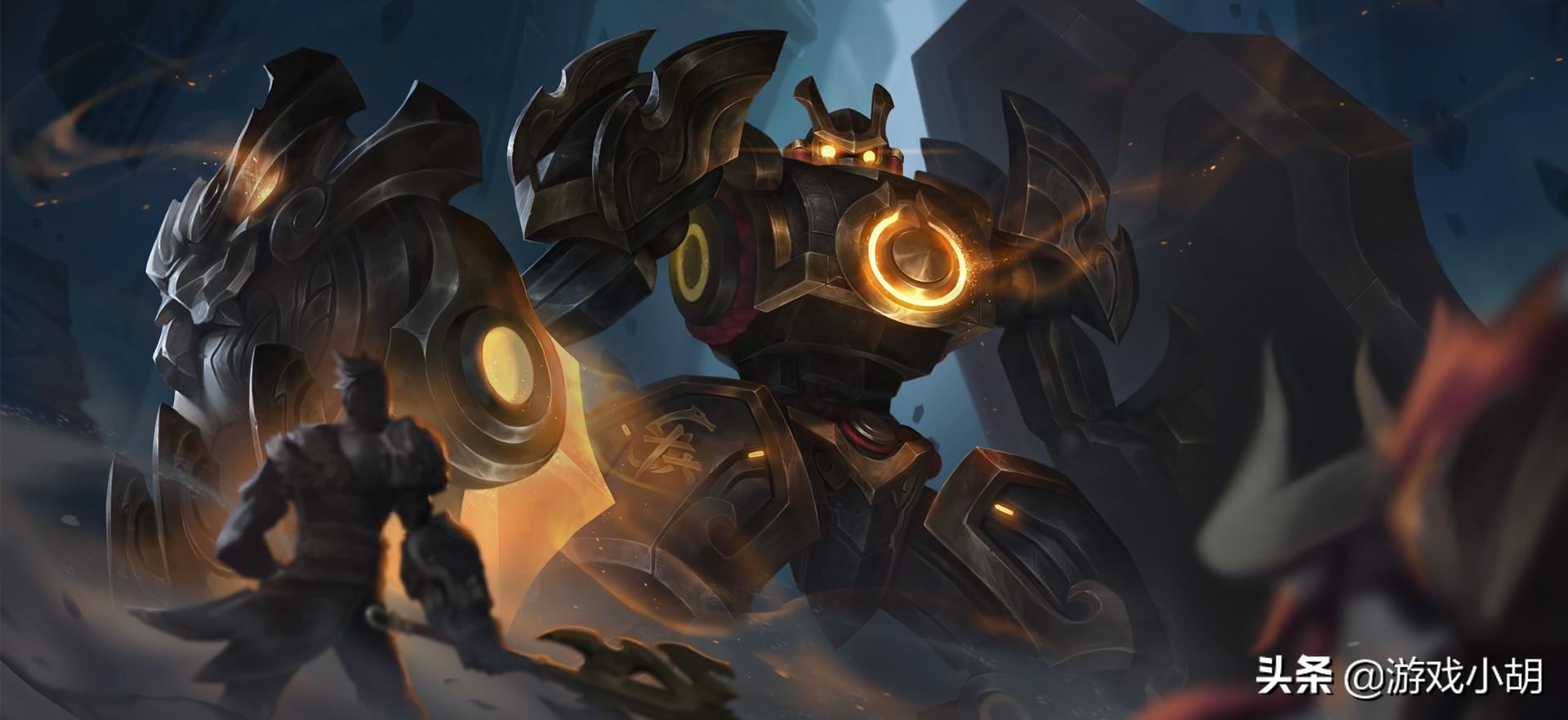 王者荣耀:盾山为什么能一直成为T0辅助?