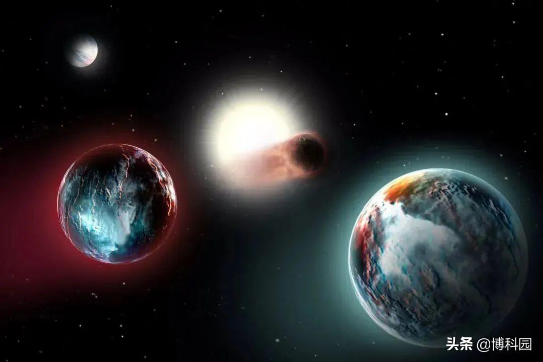研究发现:不同演化阶段星系诞生的行星,能否孕育生命也不同