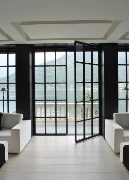封了阳台,还需要阳台门吗?开发商的门要不要换掉?