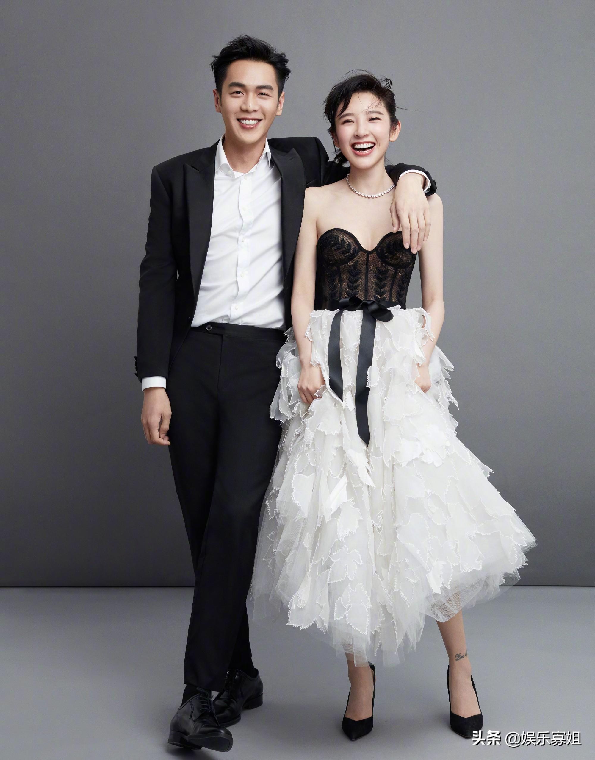 太甜了!妻子唐艺昕产后首次出席活动,丈夫张若昀发文深情表白