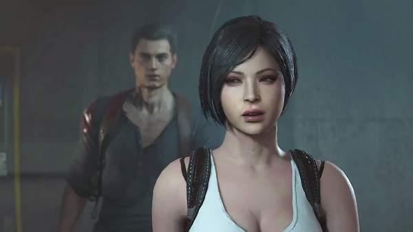 《生化2:重制版》艾达王X蒂法结合MOD 别有一番韵味