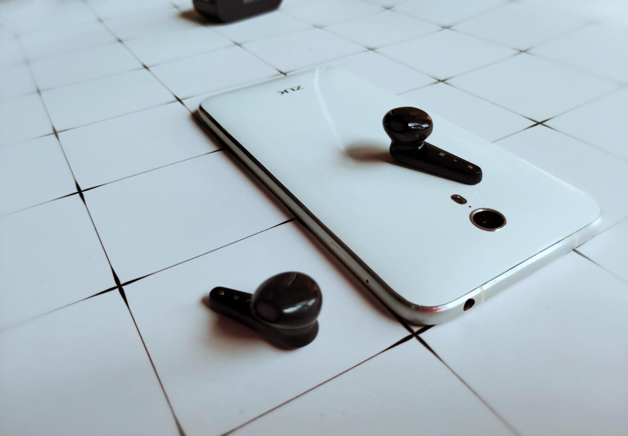 入门级无线蓝牙耳机的颜值担当——西圣ASN真无线耳机体验分享
