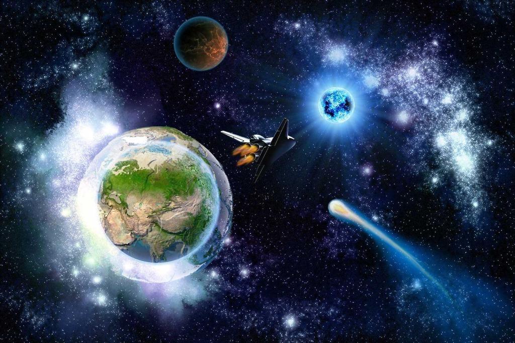 九星連珠的天象有什麼預示嘛?