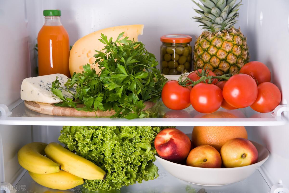 还在什么东西都往冰箱里面放吗?这些宝宝的食物,别再放冰箱了
