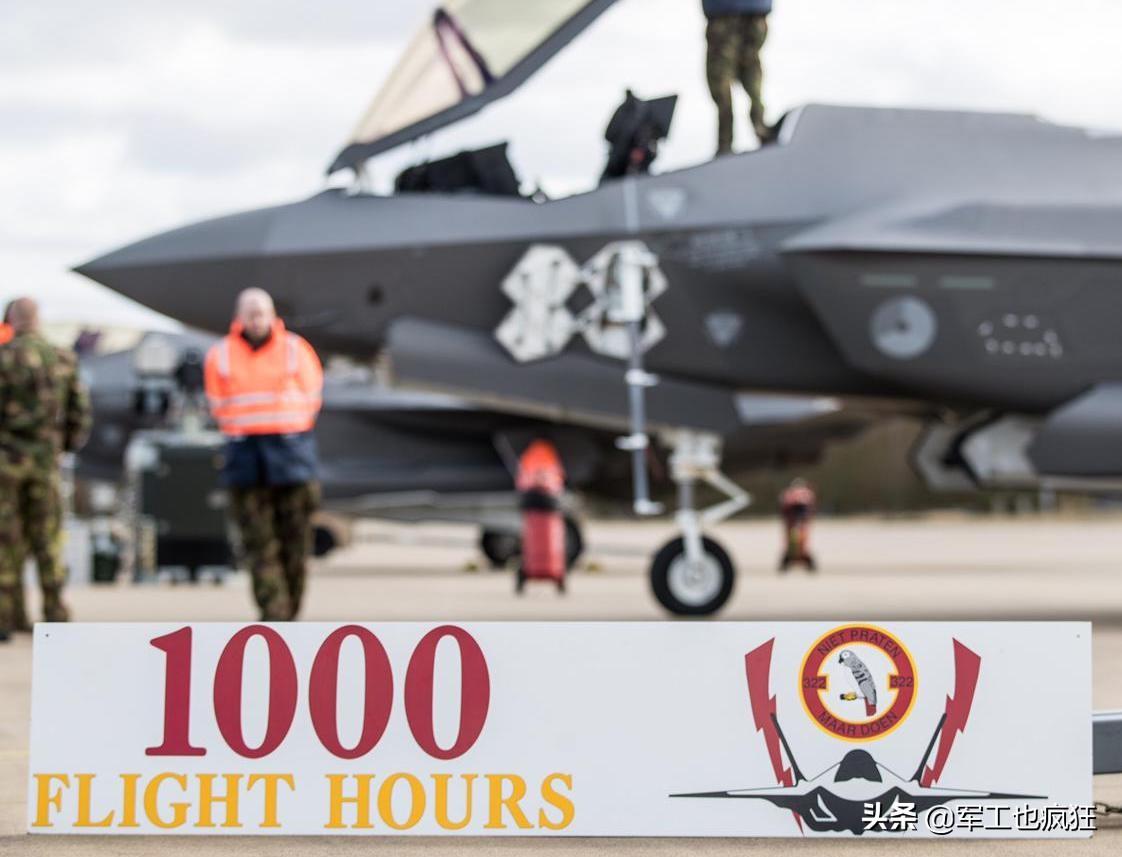 F-35全球機隊本月動態:已交付625架、累計飛行38萬小時
