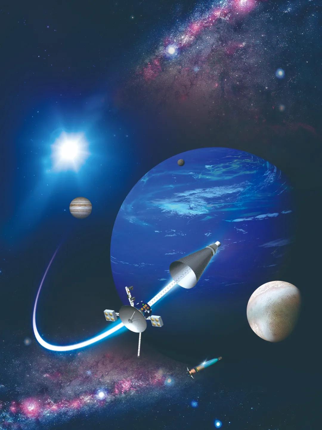 我国要探测海王星了吗?发射窗口期在2030年,来得及吗?