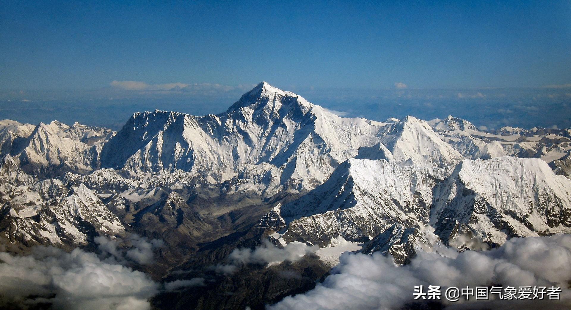 8848.86米,珠穆朗玛峰又长高了!网友:和全球变暖有关?