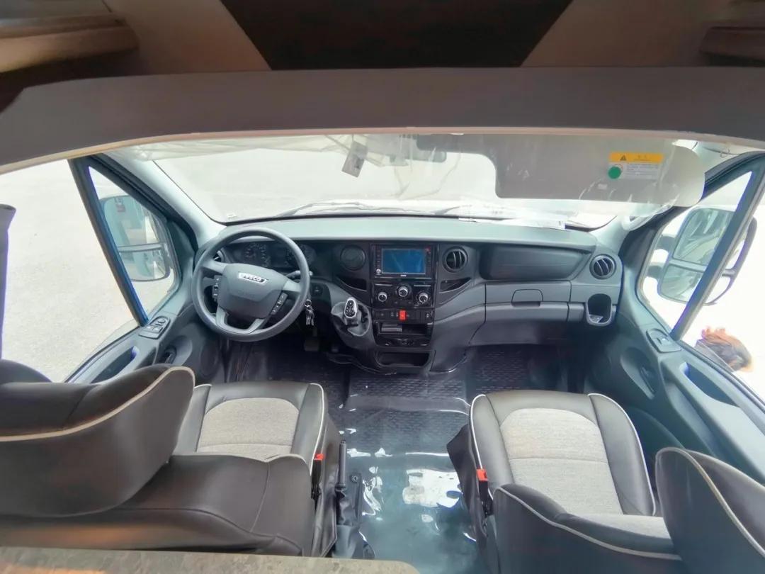 维柯欧胜底盘改装后驱后双胎,景宴·栖599 B型房车