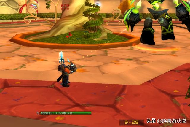 魔兽TBC:猎人两大毕业武器,橙弓不如金弓?先搞清楚技能机制