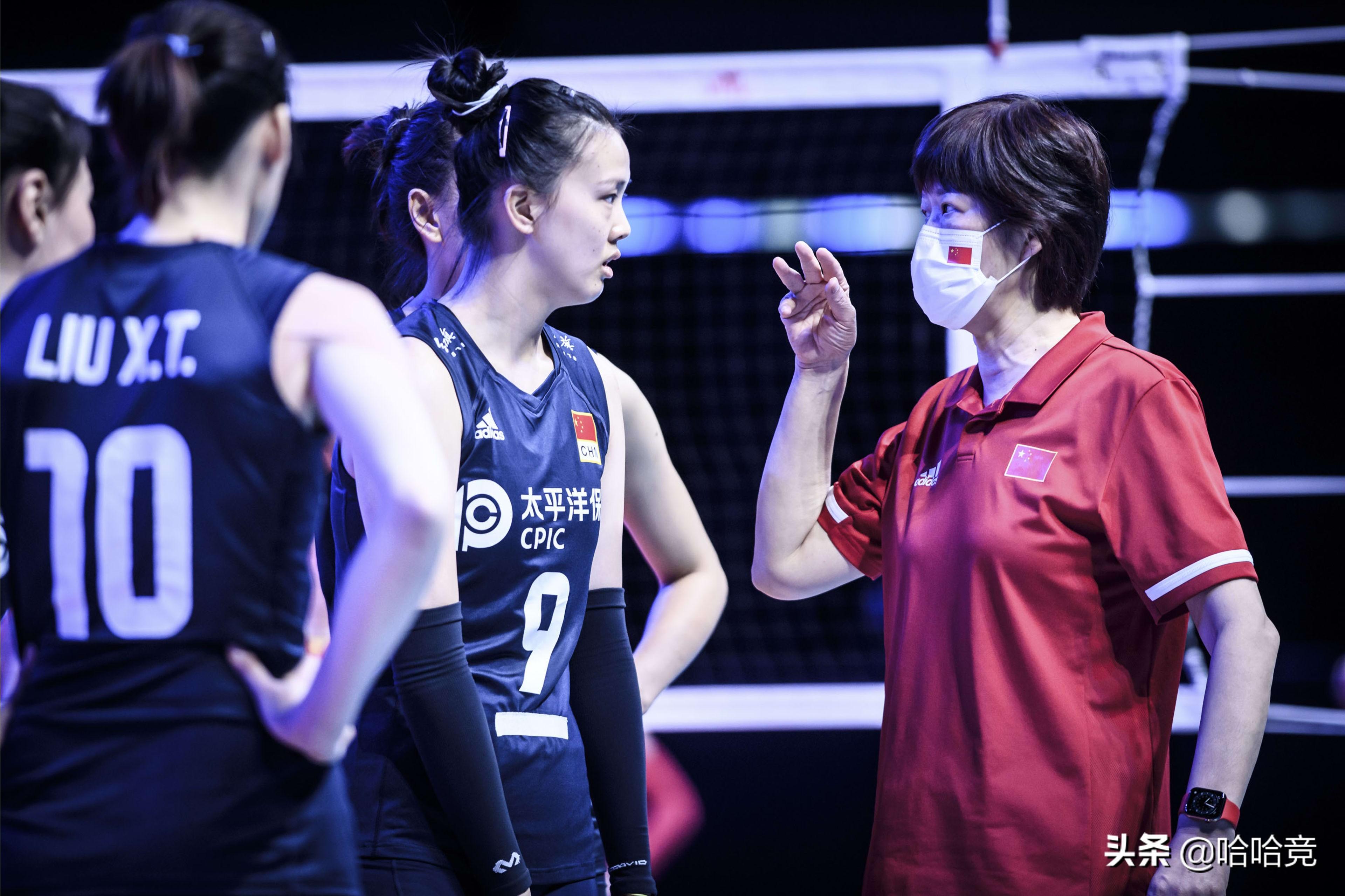 张常宁37分难救主,中国女排2比3爆冷不敌比利时,世联赛遭三连败