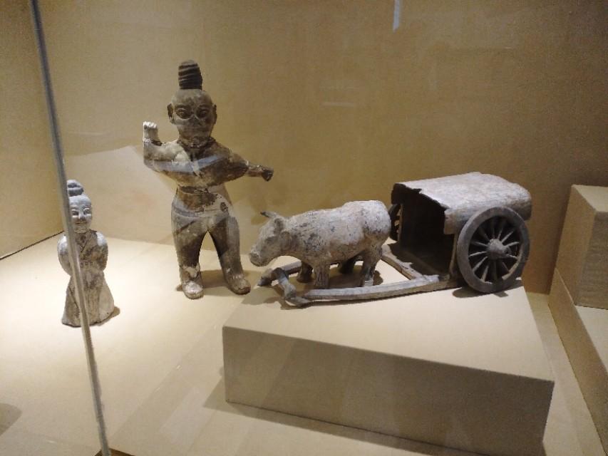 自驾游实拍巩义博物馆,河洛文化发源地,识别三种者的甘拜下风