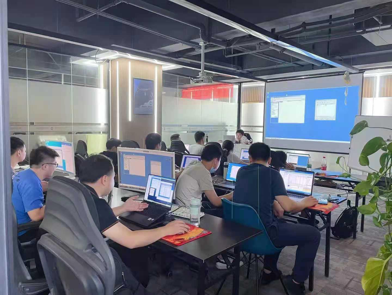 放飞梦想,共铸辉煌——网络安全就业班2021-6月班正式开班