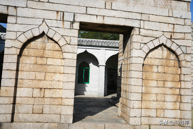 福建泉州古老的清真寺,藏朱元璋儿子御赐碑文,门票3元游客不多