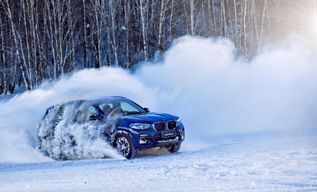 创新 | BMW X3与你一起解锁冬日硬核惊喜