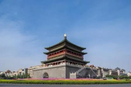 是谁改变了西安白天看庙晚上睡觉的印象,复盘西安文旅产业的转变
