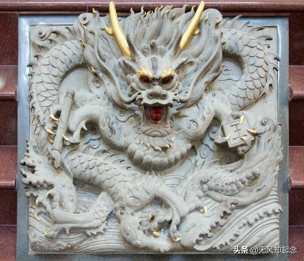 龙明明是不存在的,为何中国古代文献中,关于龙的记载会那么详细