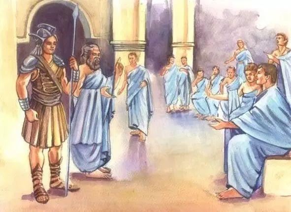 坤鹏论:读柏拉图早期著作 理解苏格拉底(上)-坤鹏论