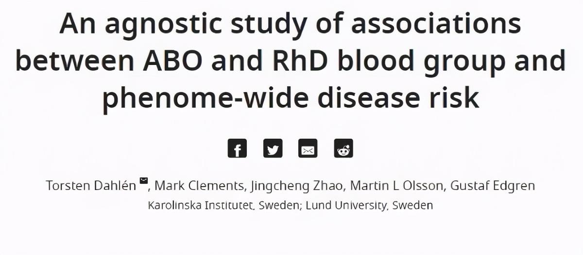 再添新證據!血型真的決定壽命?A、B、O型,哪種更長壽?