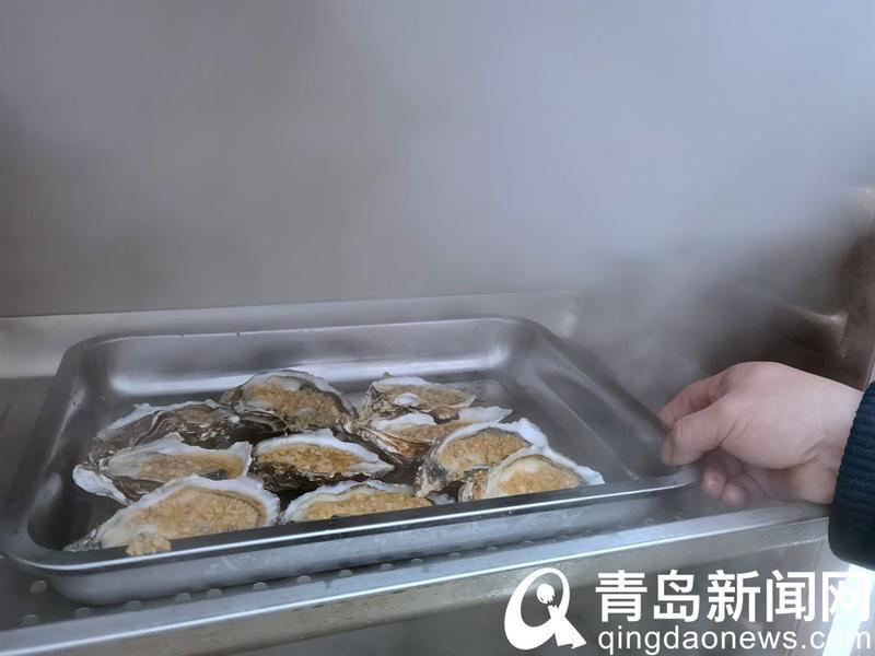 """大厨教你做过年菜系列之五""""蒜蓉粉丝蒸海蛎子"""""""