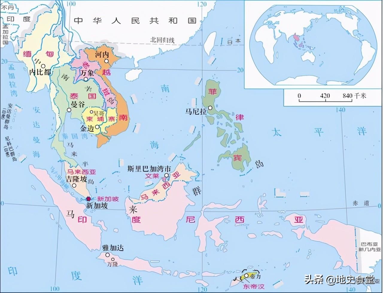 圣诞岛,一座以华人为主体的岛屿,为何成为了澳大利亚国土?