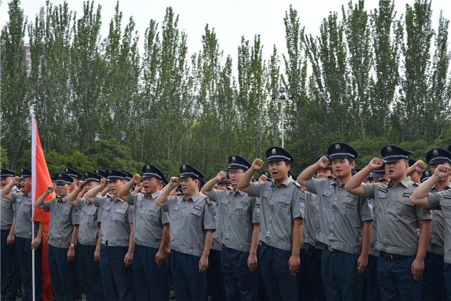 保安入门必学:保安人员基本礼仪礼节养成及规范
