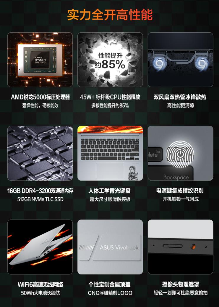 「科技犬」限定版手机及电脑新品盘点:柯南鬼灭之刃,选谁?