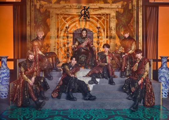 Kingdom的发展势头有点猛!新专辑已经悄悄拿下了iTunes榜首