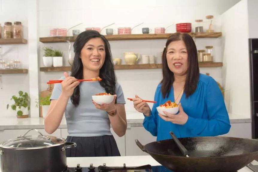 中餐登上了澳洲节目!最普通的家常味,华二代称妈妈的味道
