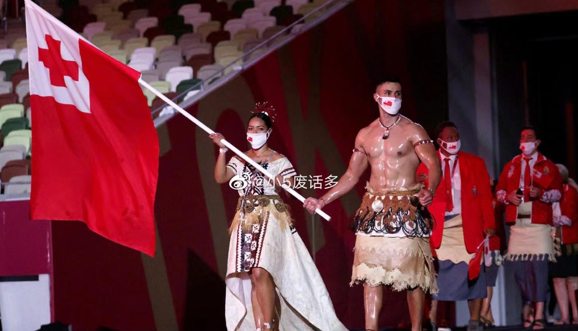 东京奥运会开幕,神仙颜值扎堆上线,网友:救命,好看的人太多了