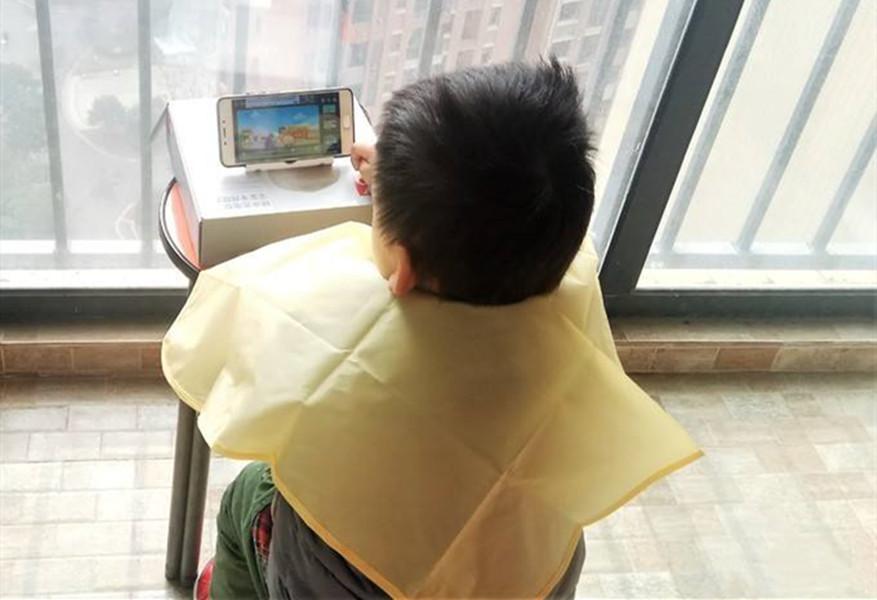 """孩子看了《熊出没》,常把""""俺""""挂在嘴边,动画片的影响不容忽视"""