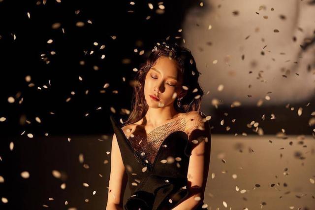"""後輩團回歸,泰妍宣傳被嘲太假,粉絲:活在自己世界裡的""""黑子"""""""