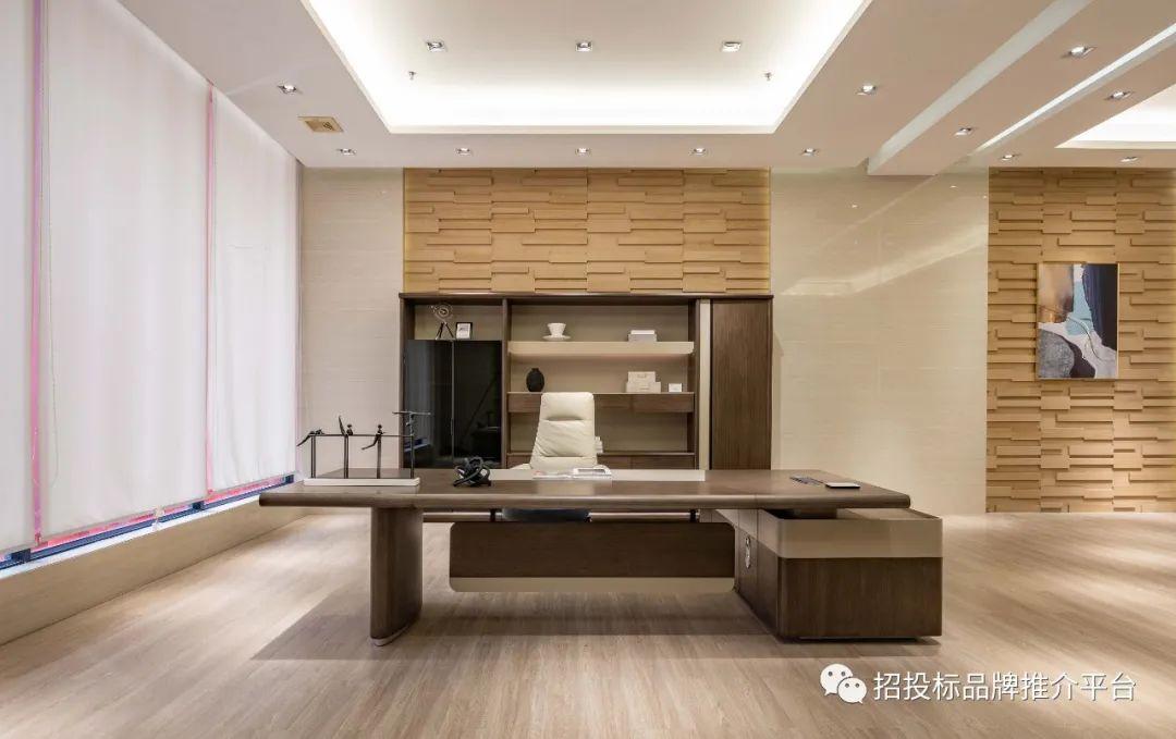 中泰家具——打造商务办公新空间