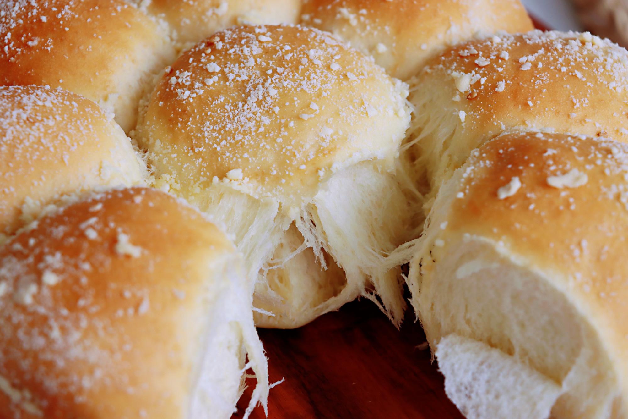 用了6年的麵包方子,暄軟又拉絲,放3天也不硬,孩子最愛,別錯過