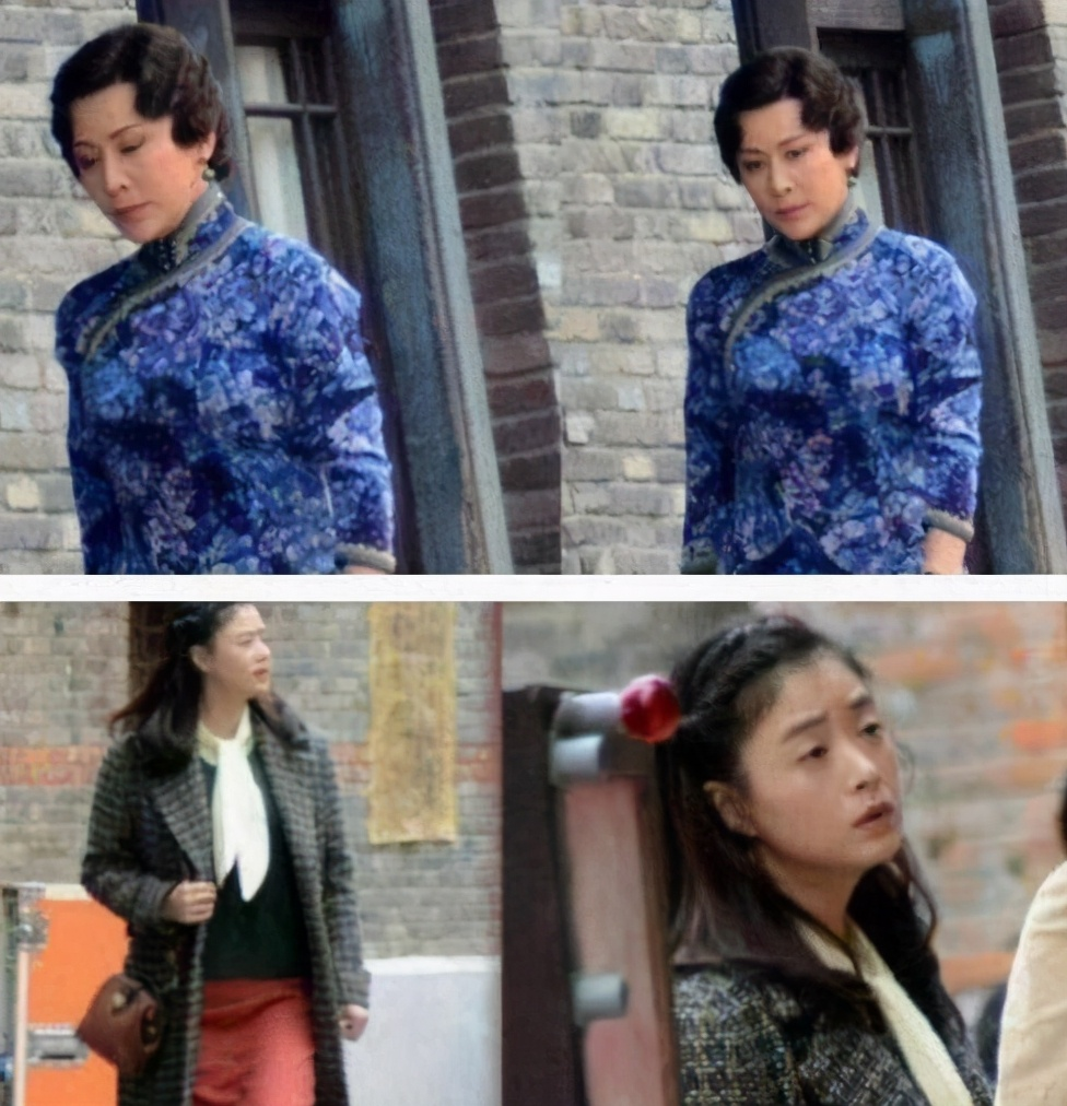 【新《半生缘》54岁刘嘉玲扮少女,脸部僵硬鼻孔粗大,被嘲像奶奶】图3