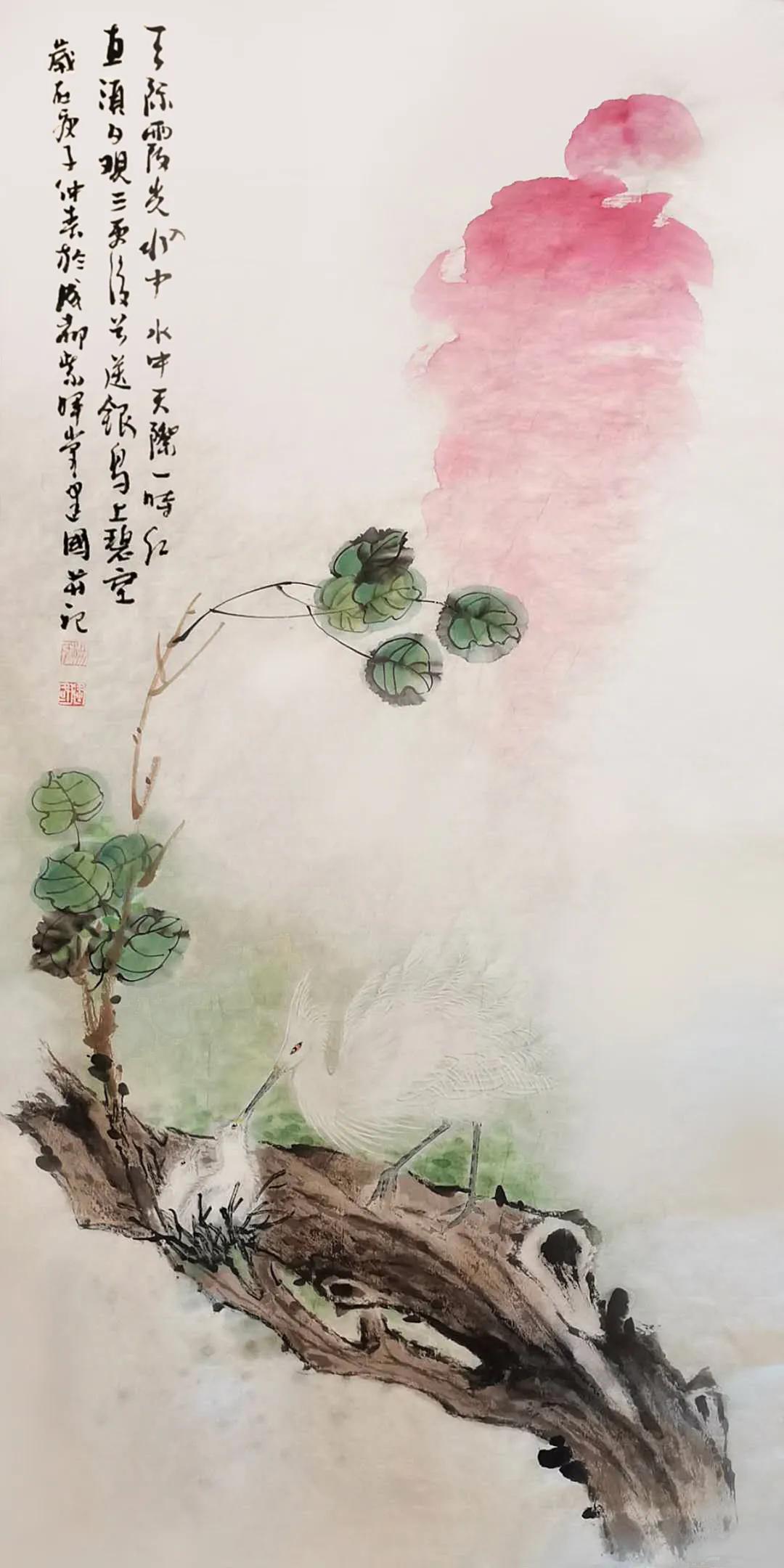 2021首届中华美术新时代学术创作展作品欣赏