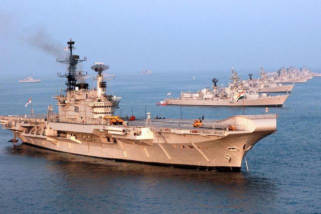 不長記性? 印度國產航母保密性再遭衝擊,阿富汗人用假證就能混入