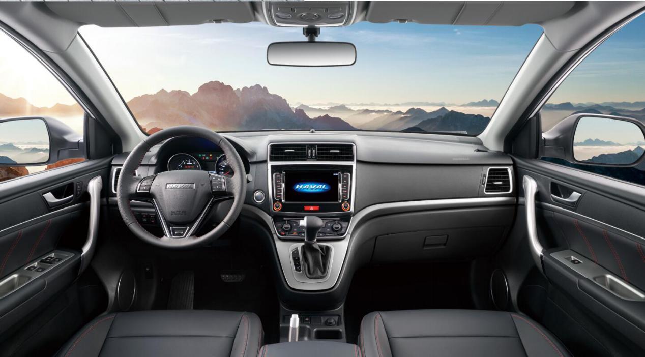全年销量破15万,哈弗M6成就6-8万级年度家用SUV超值王