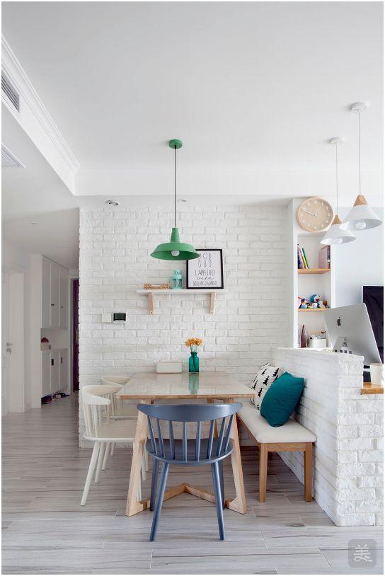 新房入住一年,关于墙面材料选择,听听这几条建议