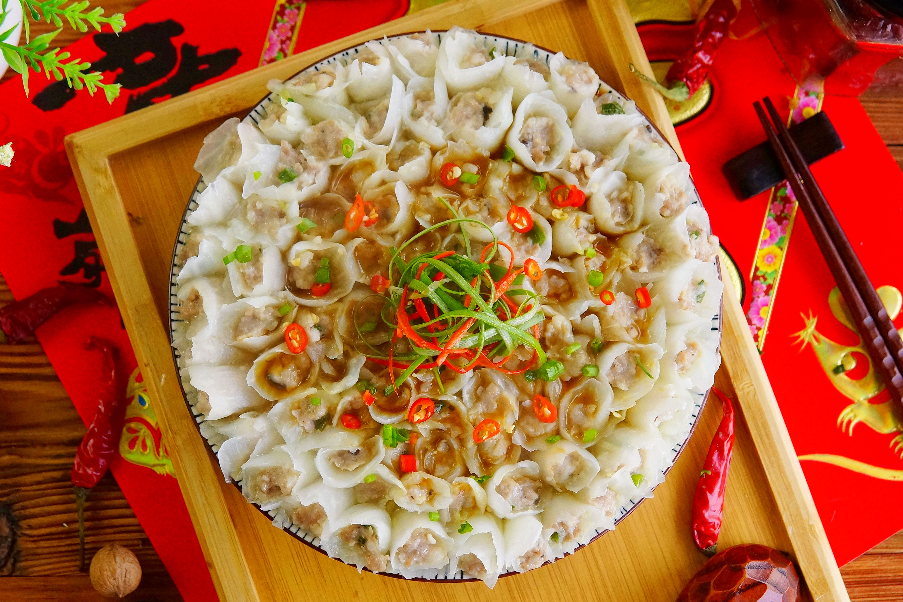 8道新年蒸菜,簡單方便沒油煙,一鍋蒸幾盤,家宴待客不用忙