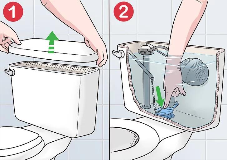 马桶堵塞疏通小窍门(快速疏通马桶最有效的方法)