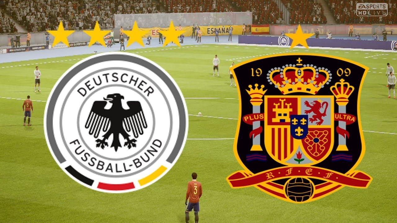 「欧国联」超燃之战:德国vs西班牙,德国战车力克斗牛士?
