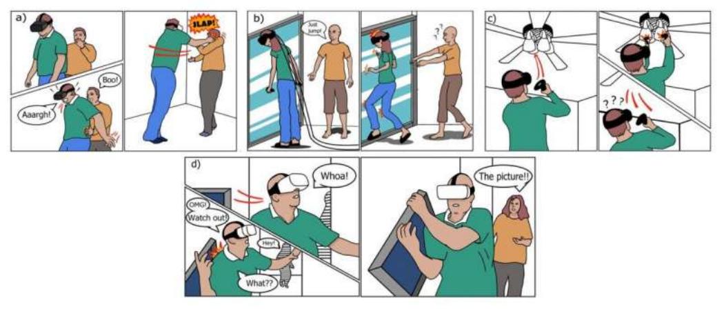 虚拟现实可能会出现什么问题?
