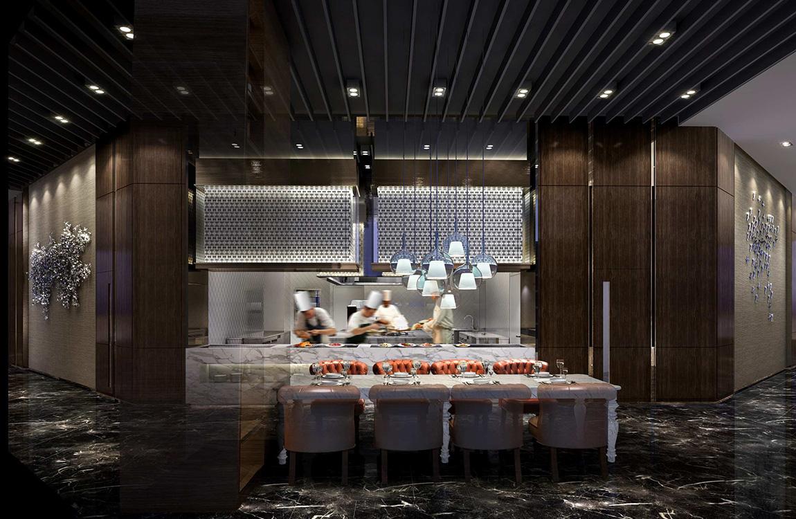 店鋪吊頂設計六個元素,讓店鋪生意滾滾—集研餐飲工程